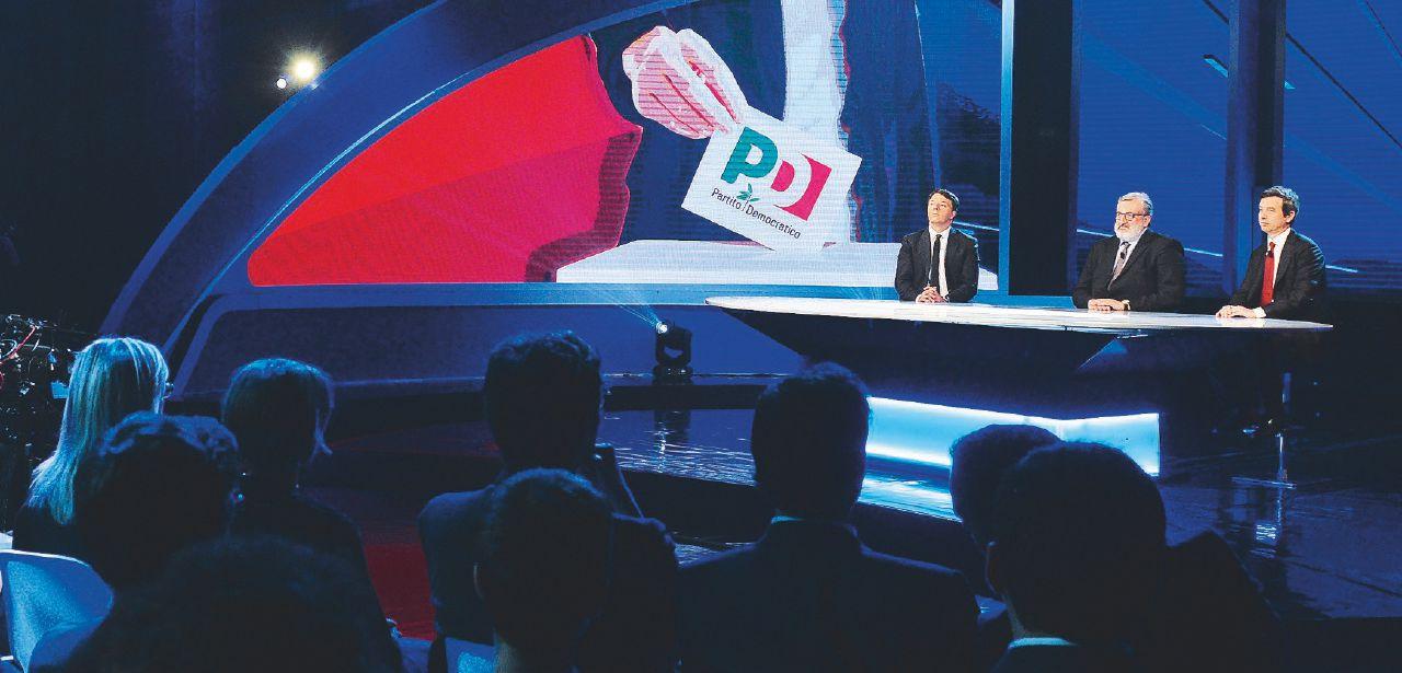 Dibattito di basso livello. Conviene solo a Renzi