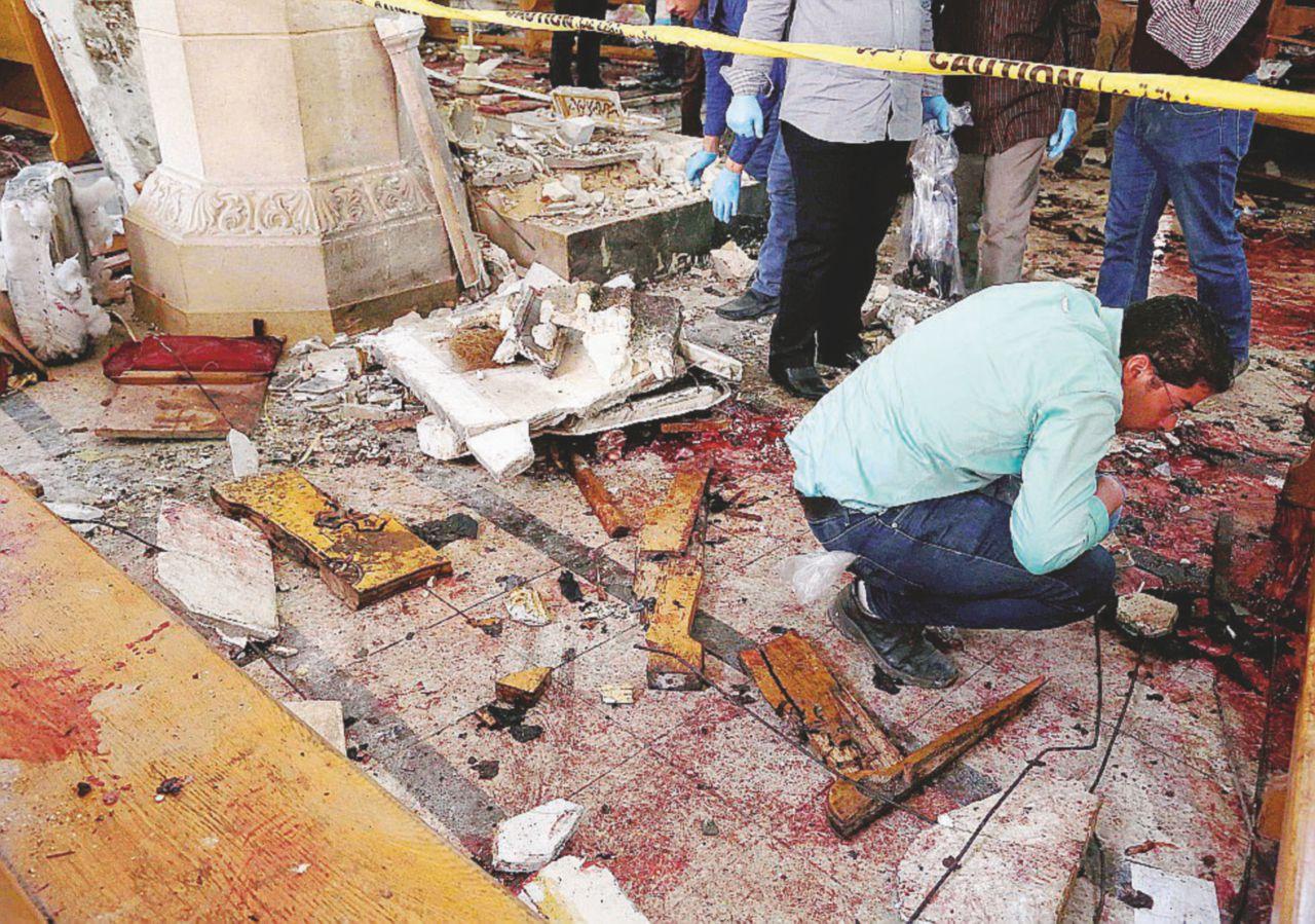 """I """"martiri"""" copti si affidano al Papa che parla all'Islam"""