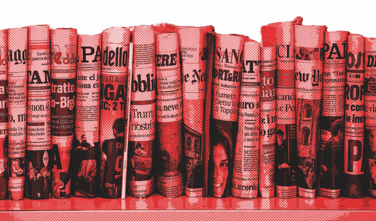 Lo specchio deformato delle notizie
