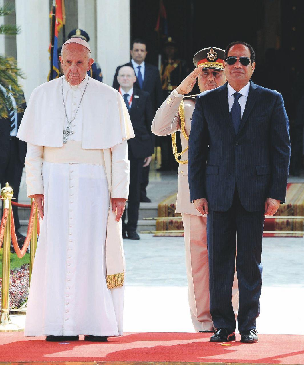 "Messaggio ad Al-Sisi: ""La Storia punisce chi pratica ingiustizie"""