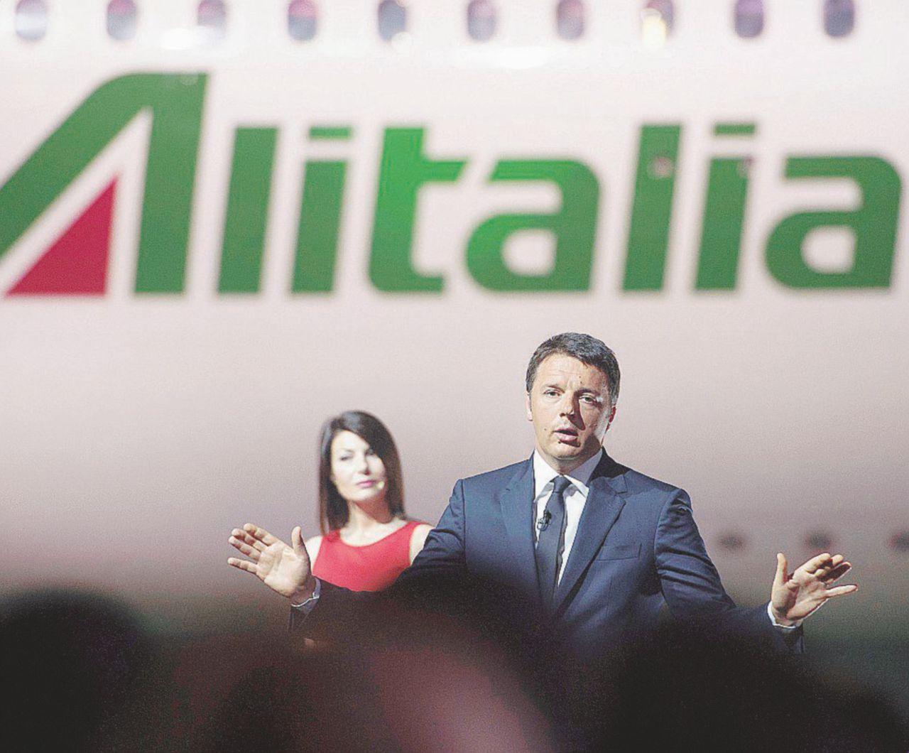 Dall'Unità all'Alitalia: il tocco mortale di Renzi