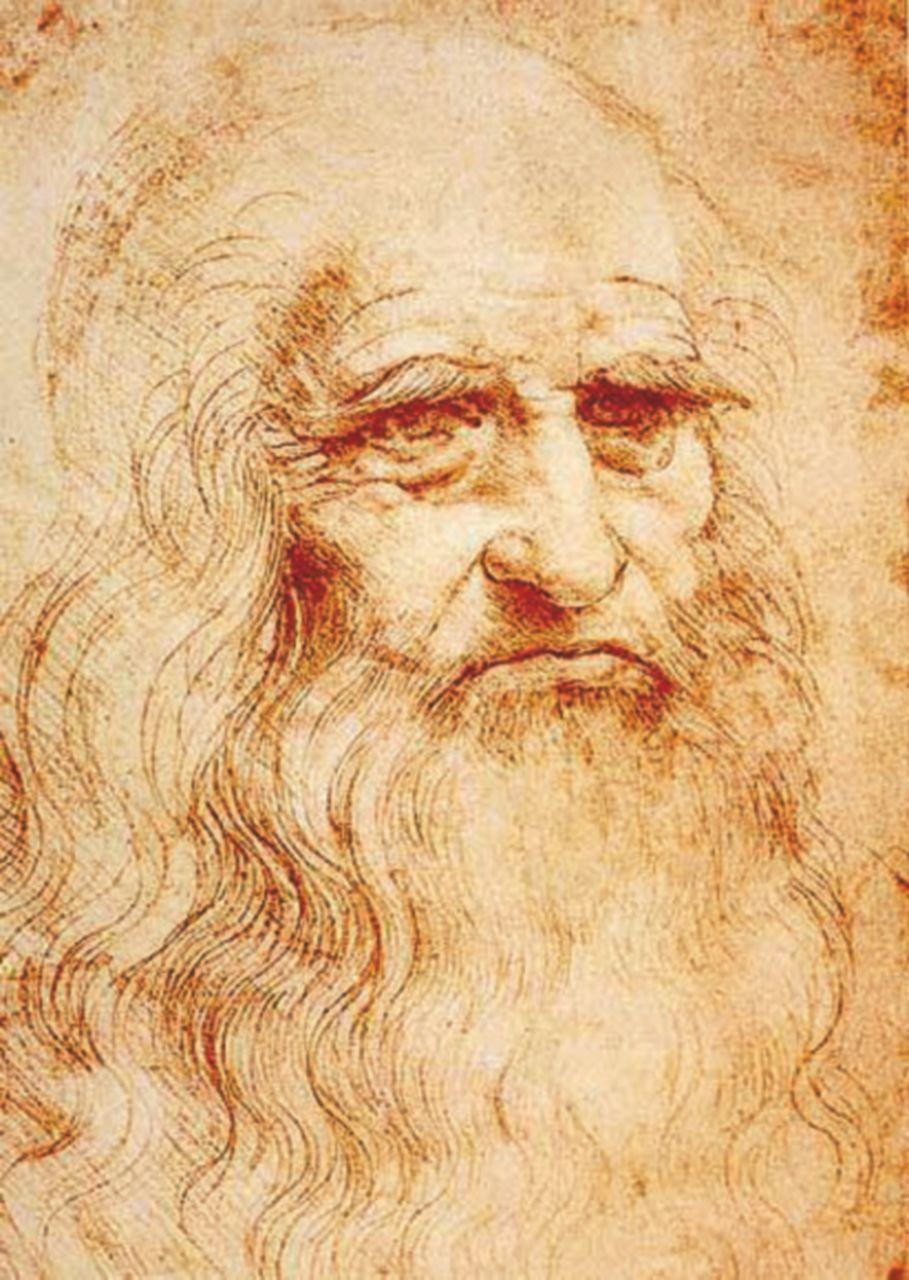 L'errore di Leonardo in un vecchio scritto