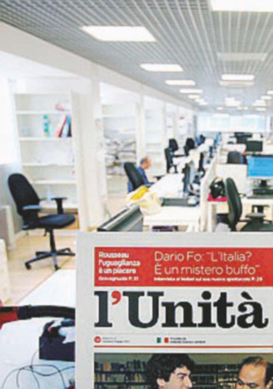 Oggi c'è lo sciopero dell'Unità: l'appello dei giornalisti a Staino