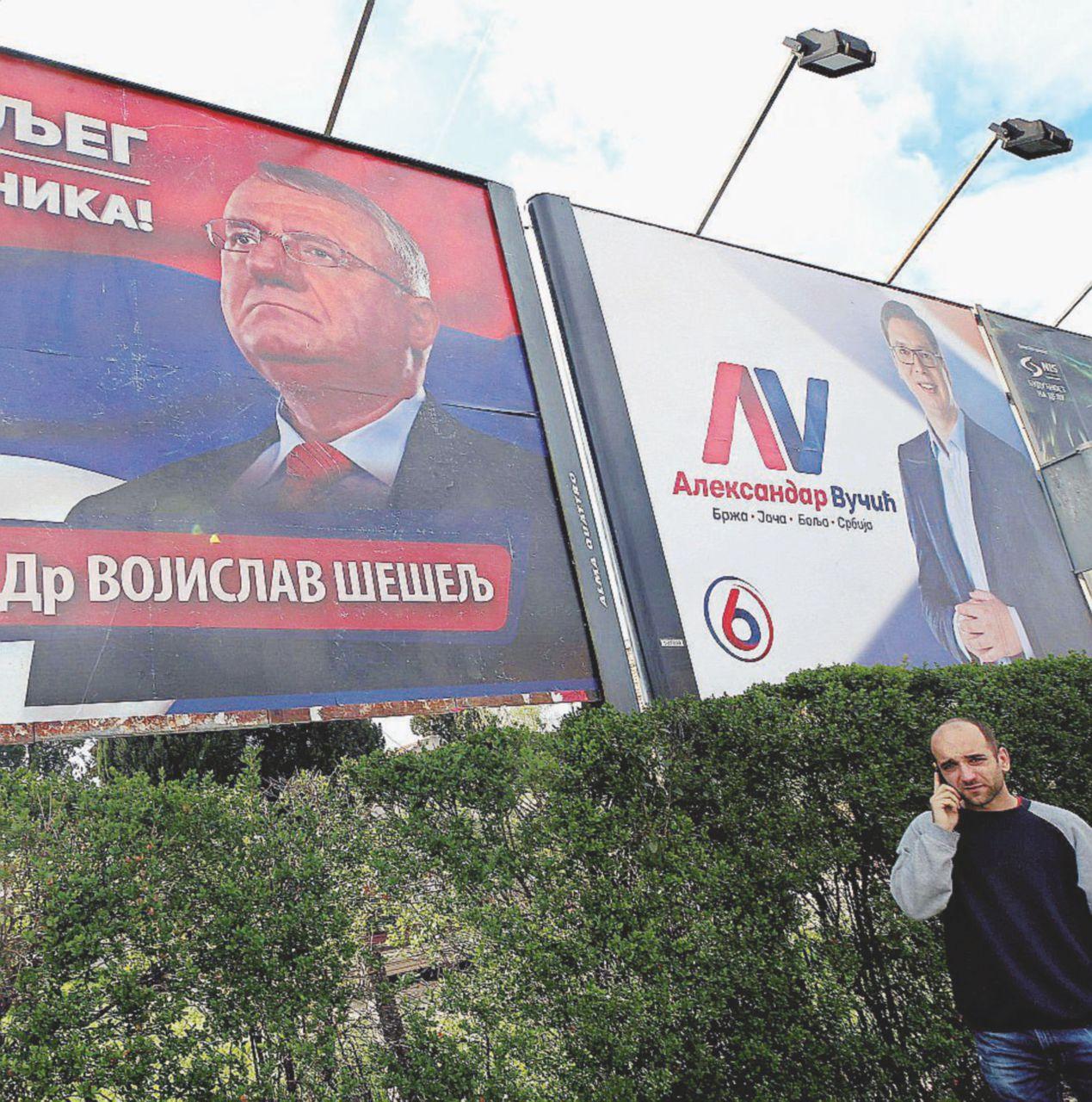 Vucic, il premier che sogna di diventare zar come Putin