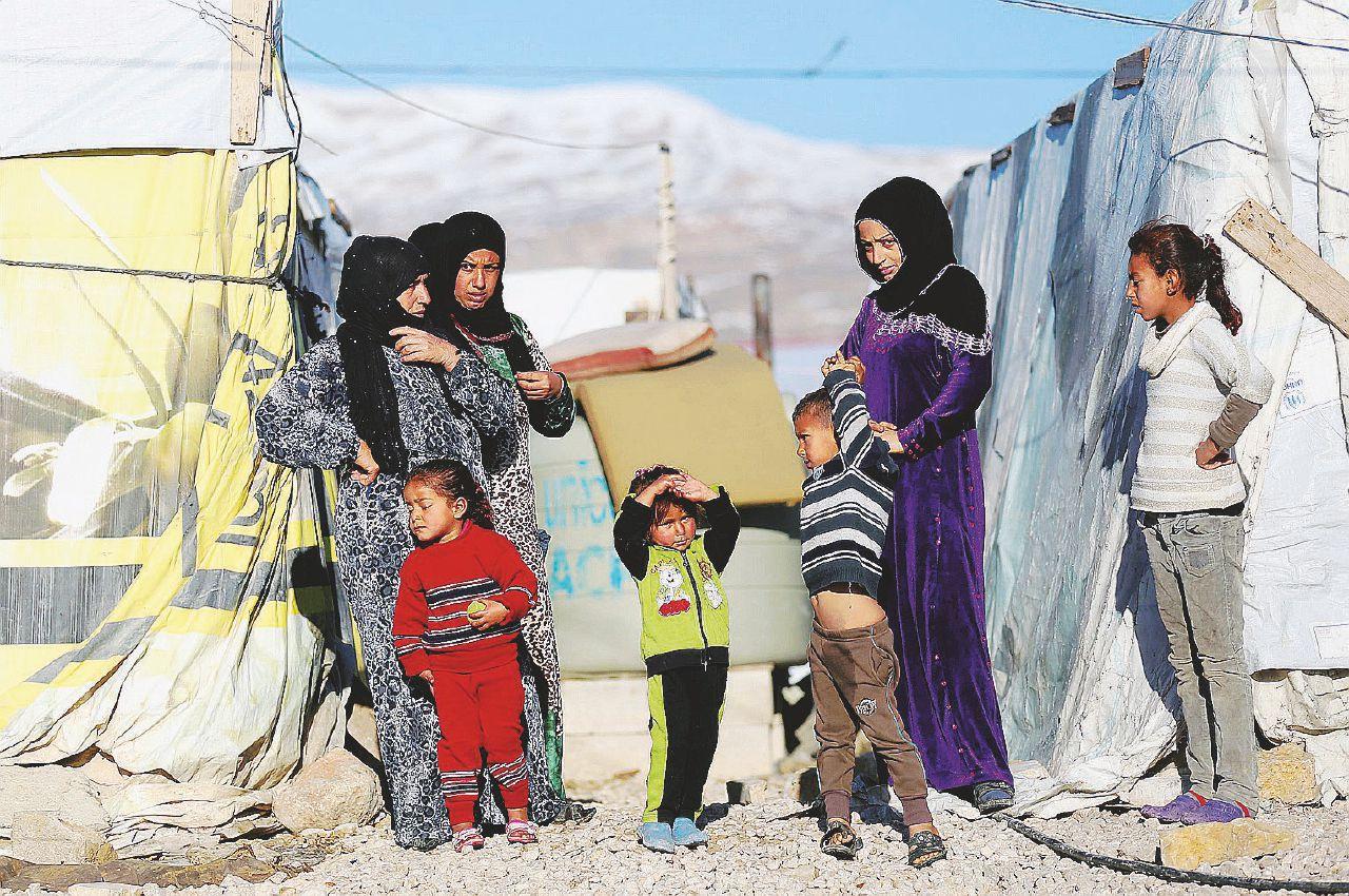 """""""L'uso politico dei rifugiati blocca ogni soluzione"""""""