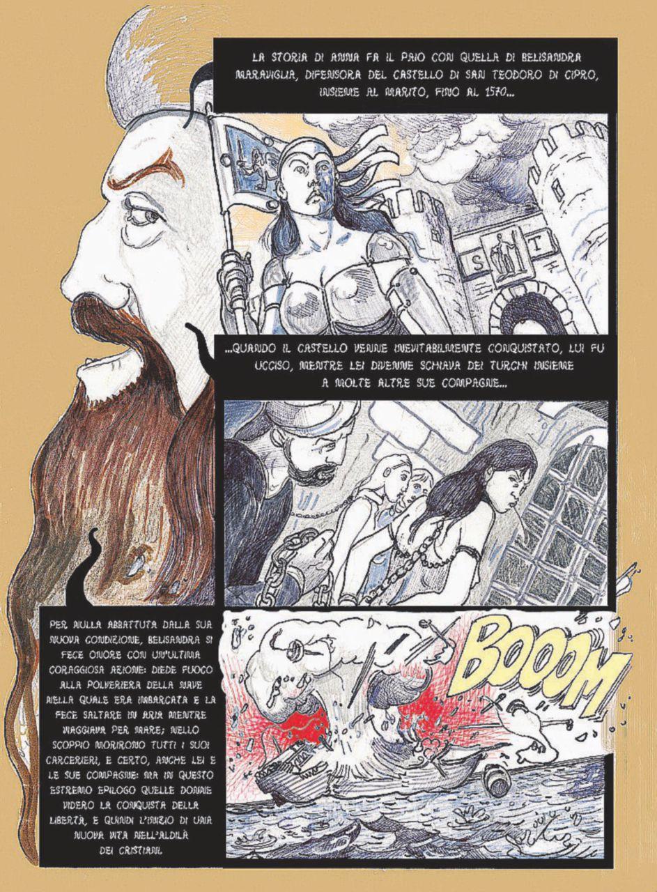 Quell'Orientali's Karma di Venezia (a fumetti) che va al Premio Strega