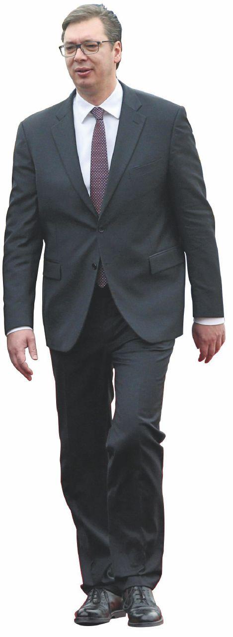 Aleks, l'opportunista nuovo padrone dell'orgoglio serbo