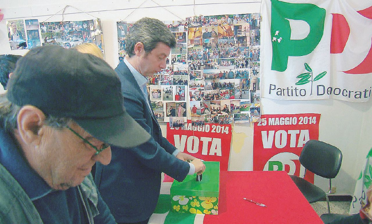 In Edicola sul Fatto Quotidiano del 3 aprile: Pd, primo round a Renzi. Orlando protesta a vuoto