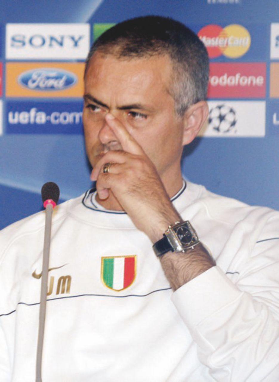 """Zero tituli"", Josè Mourinho stracult"