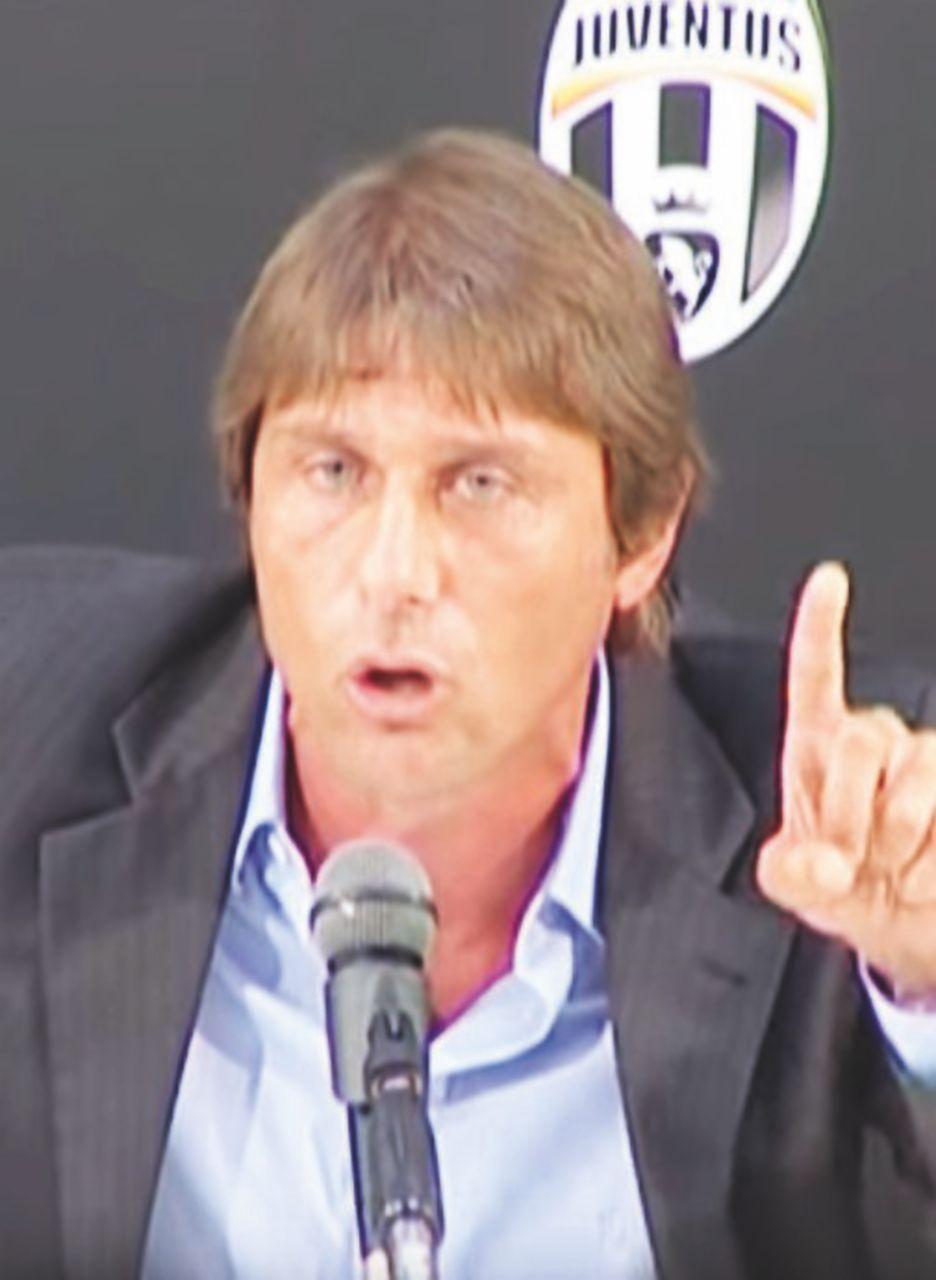 Antonio Conte squalificato, lo show pronto per Crozza