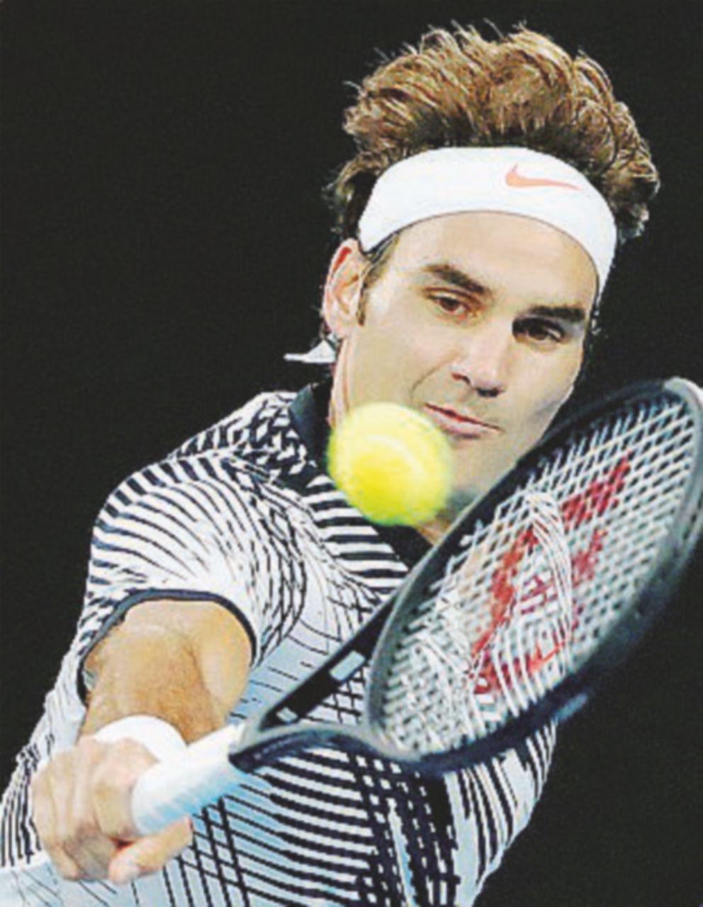 Federer, il re è tornato più forte di dieci anni fa