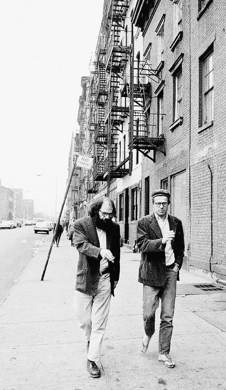 Il medium chiamato Allen. Vent'anni senza Ginsberg