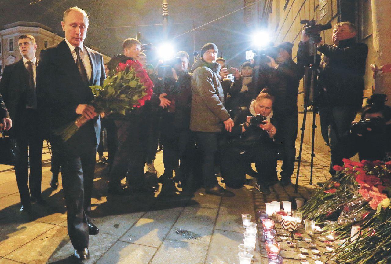 Le bombe a San Pietroburgo: i Servizi russi sapevano tutto