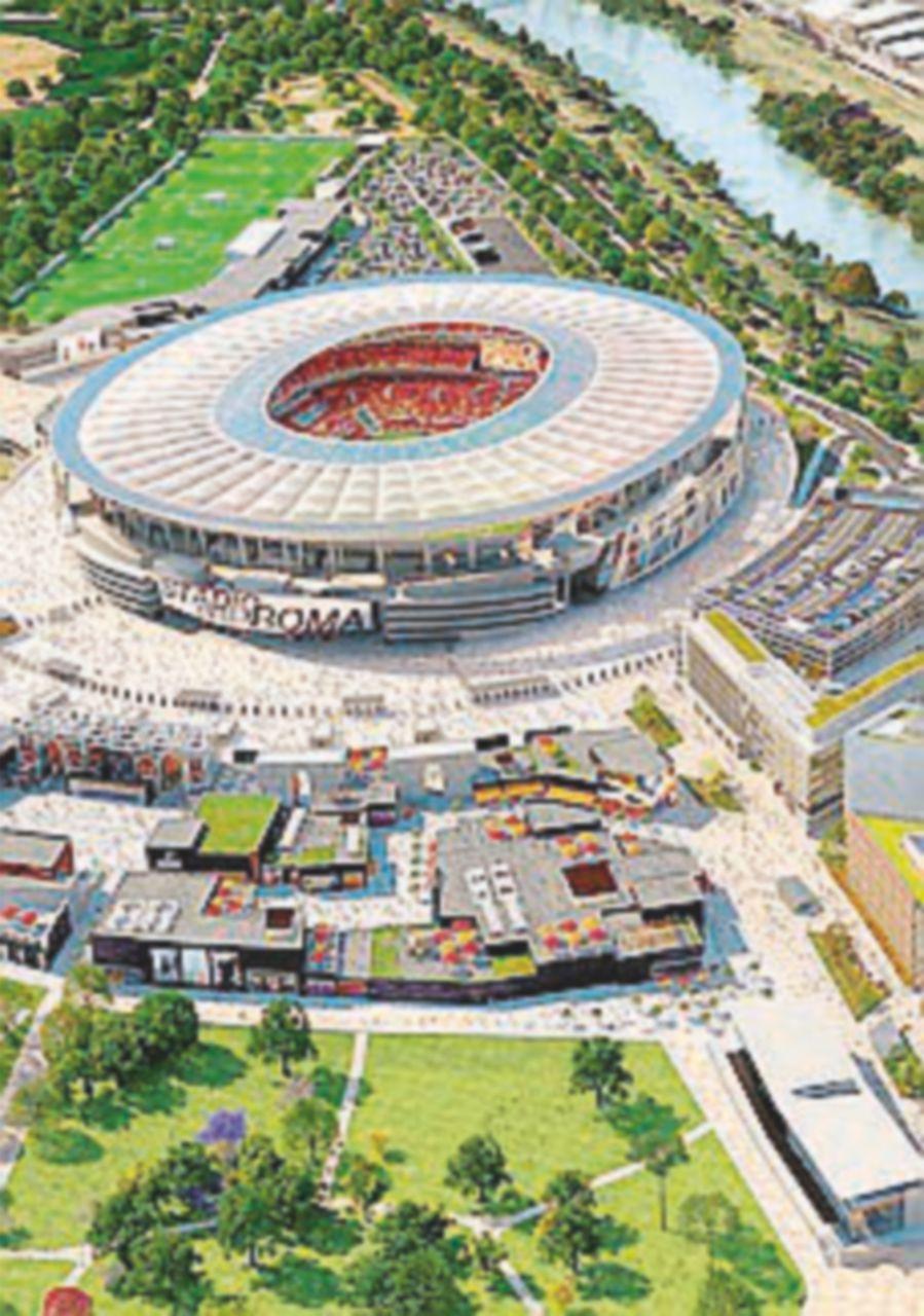 Stadio della Roma, ancora un rinvio per l'autorizzazione