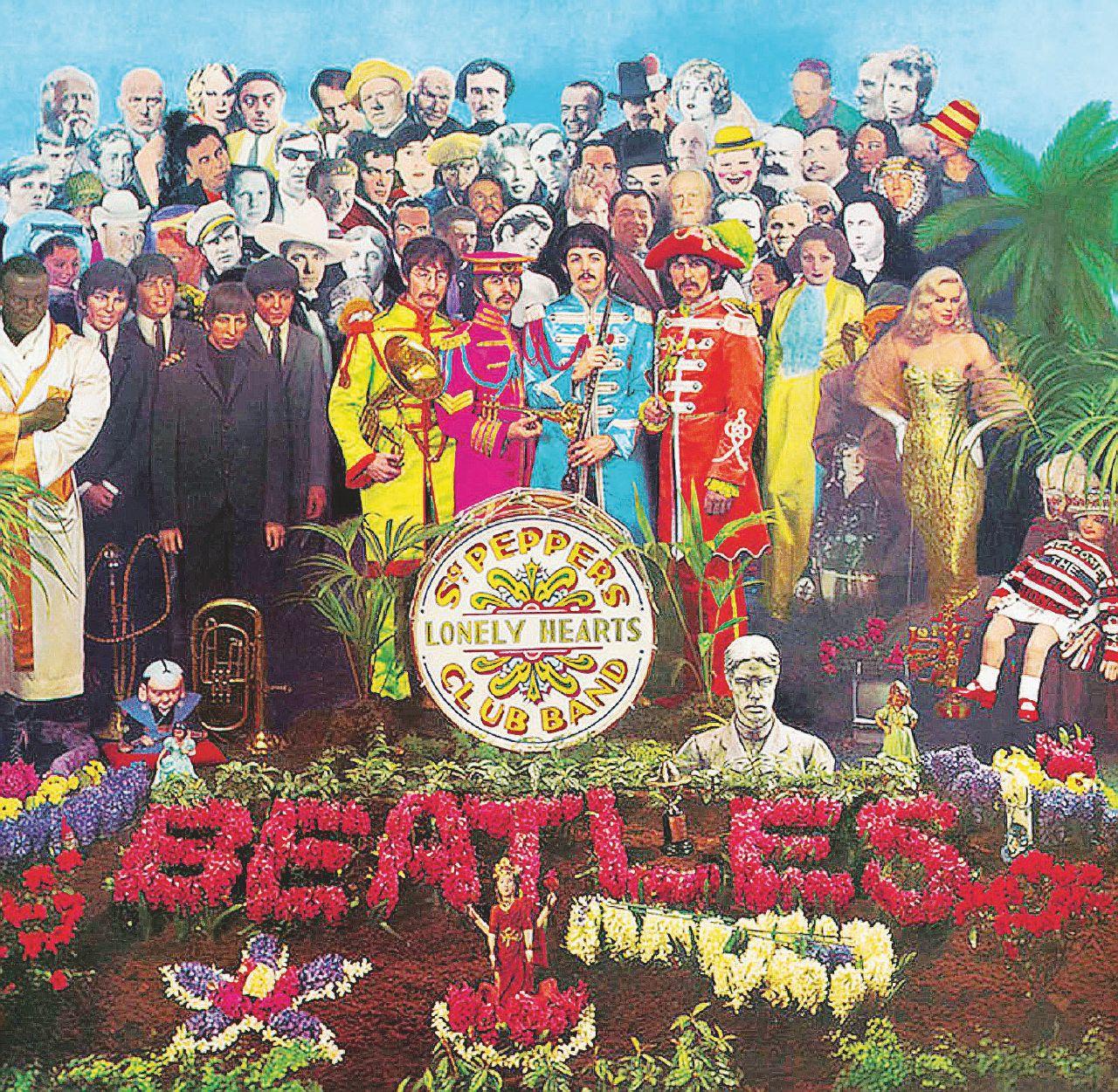 """Primo giugno 1967, il """"big bang"""" del sergente Pepper"""