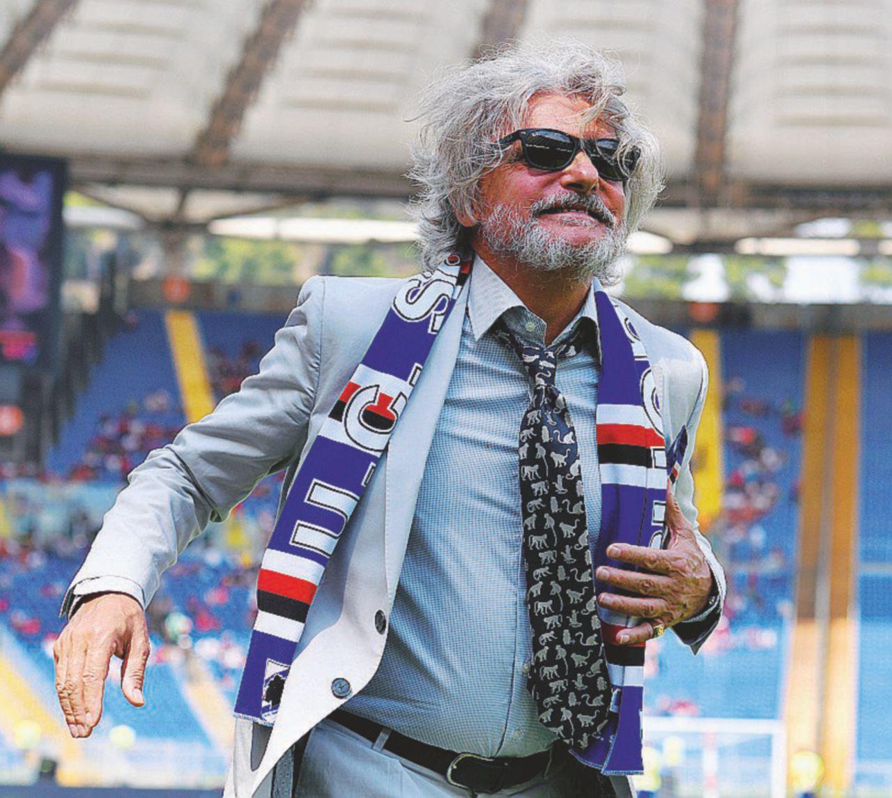 Genova, Ferrero e Preziosi nei guai: il derby della Lanterna è senza testa