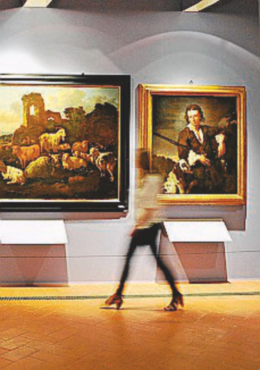 """Appello online contro """"la svendita del nostro patrimonio artistico"""""""