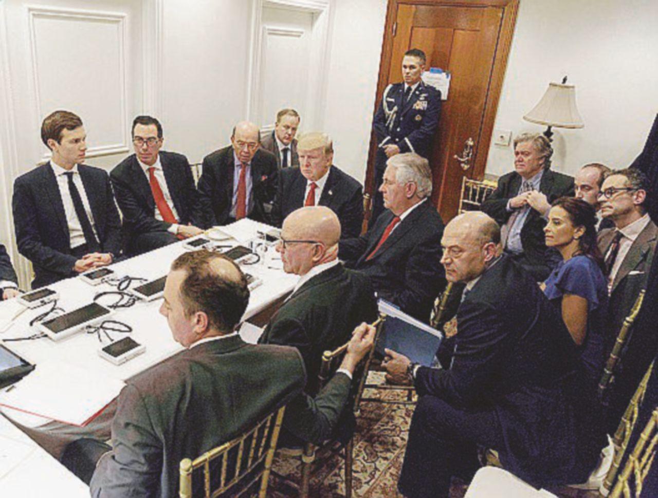 Un colpo per sparigliare e unificare il Paese