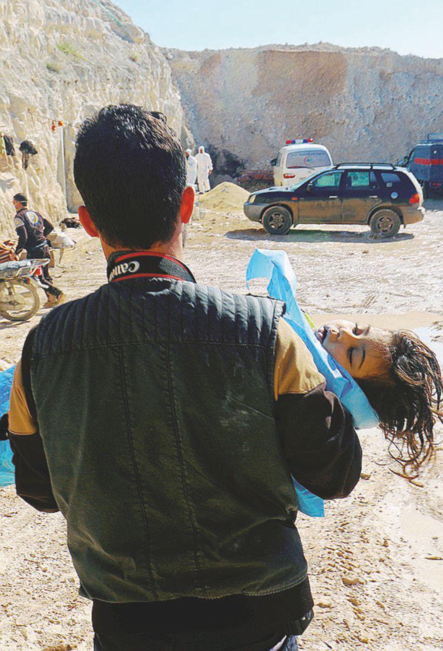 Il boomerang di Assad e i veri guerrafondai