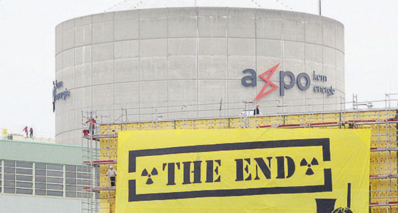 Svizzera verso l'uscita dal nucleare