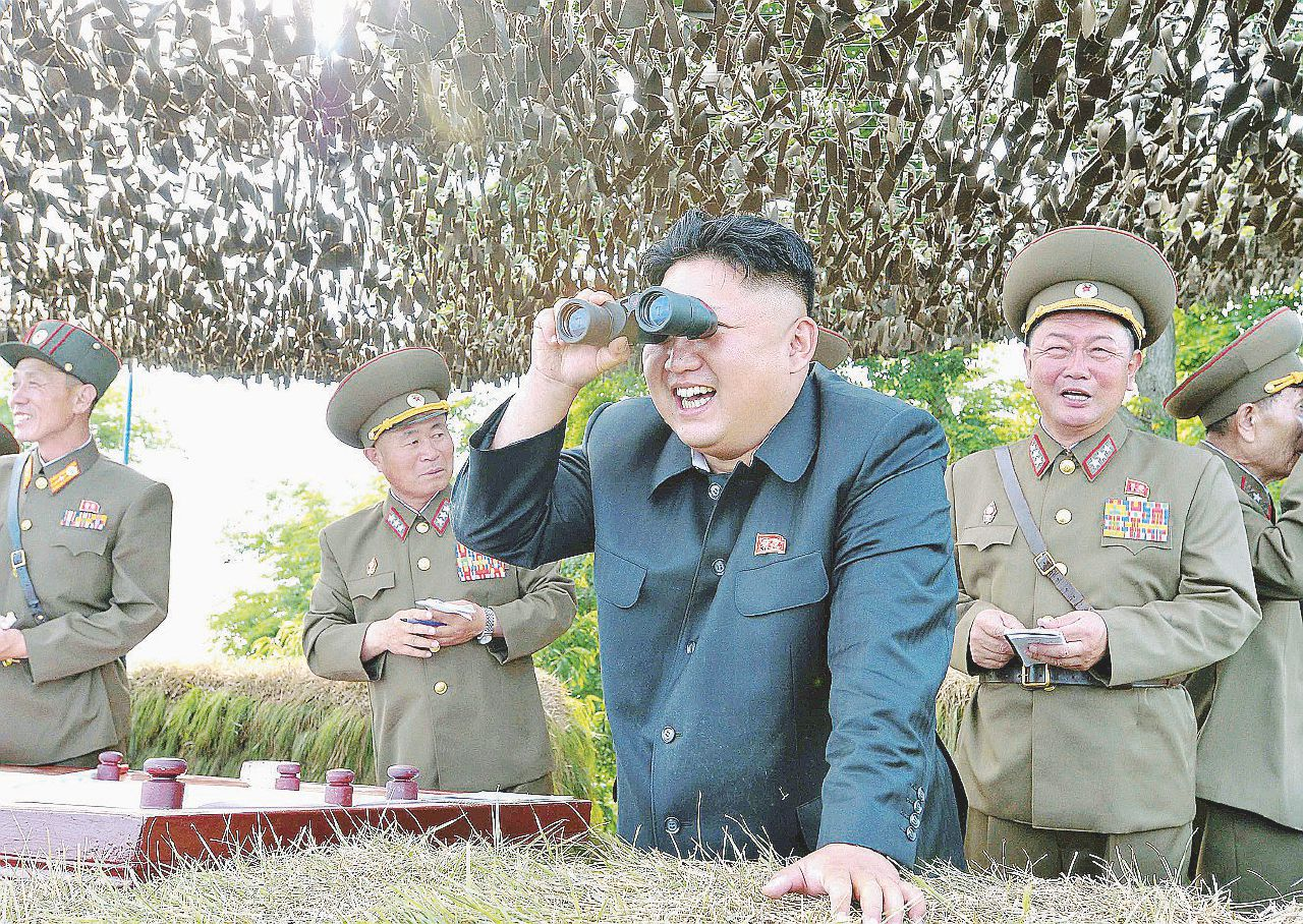 Il partito dell'escalation punta Teheran e Kim l'atomico