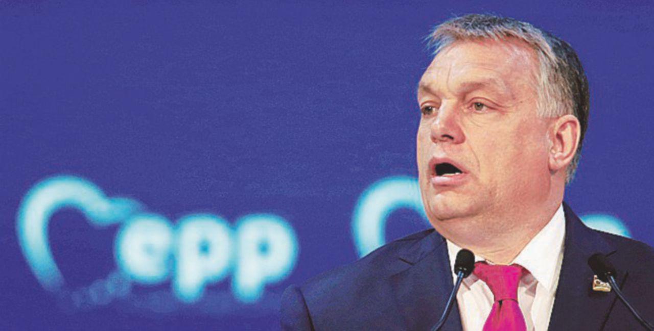 Ungheria, Orban punta i piedi