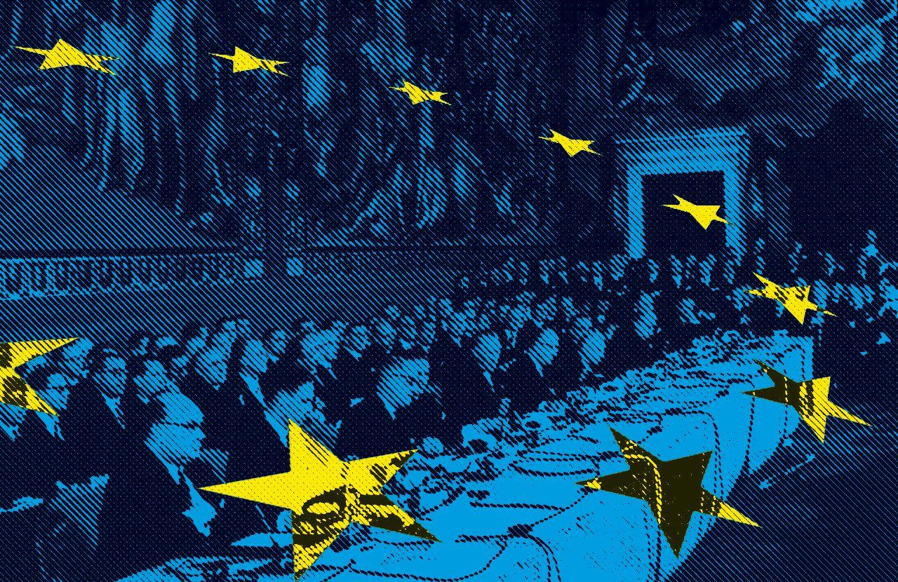 Il potere europeo che assedia i diritti e le Costituzioni