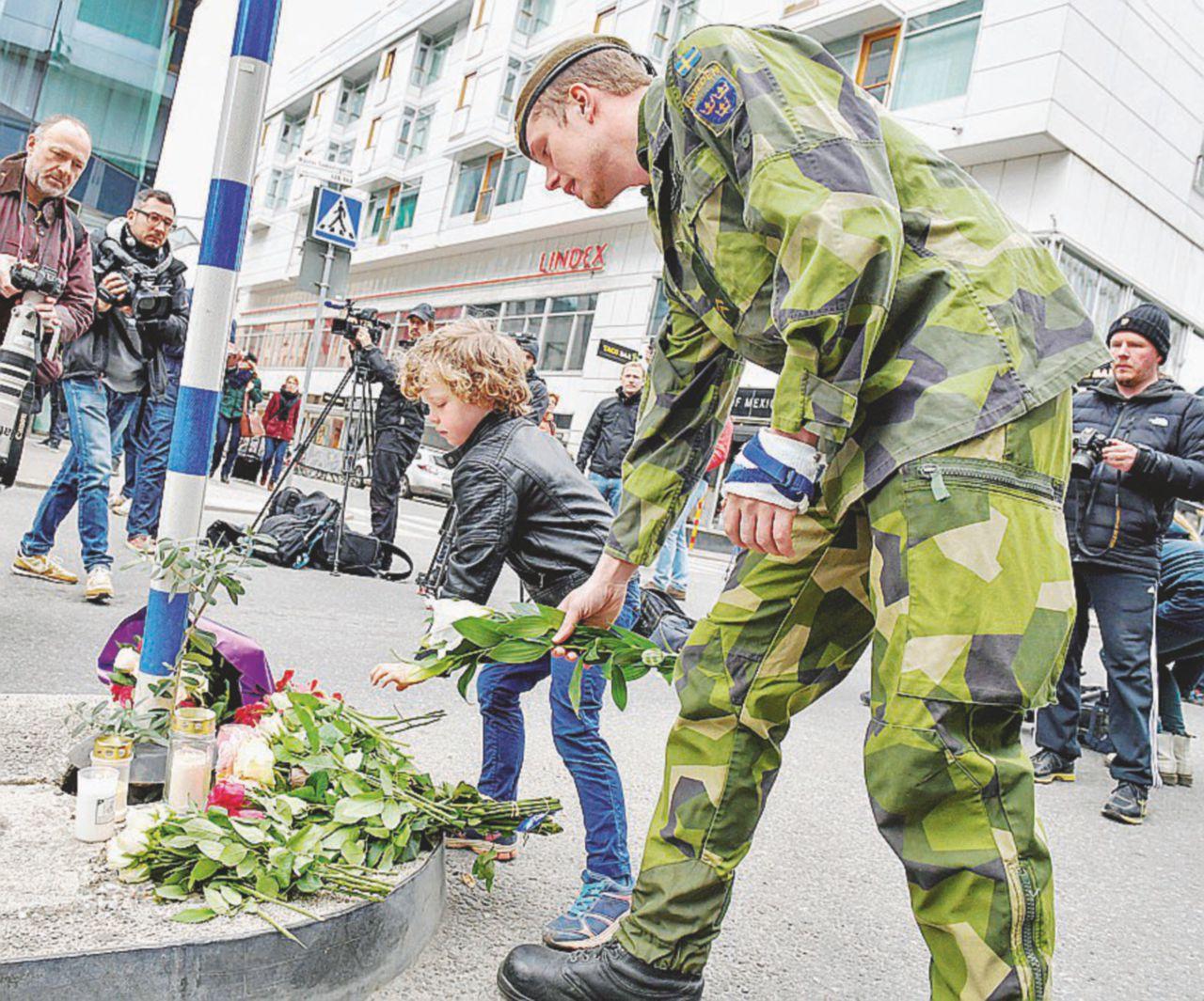 Nella Stoccolma del melting-pot lacrime senza paura