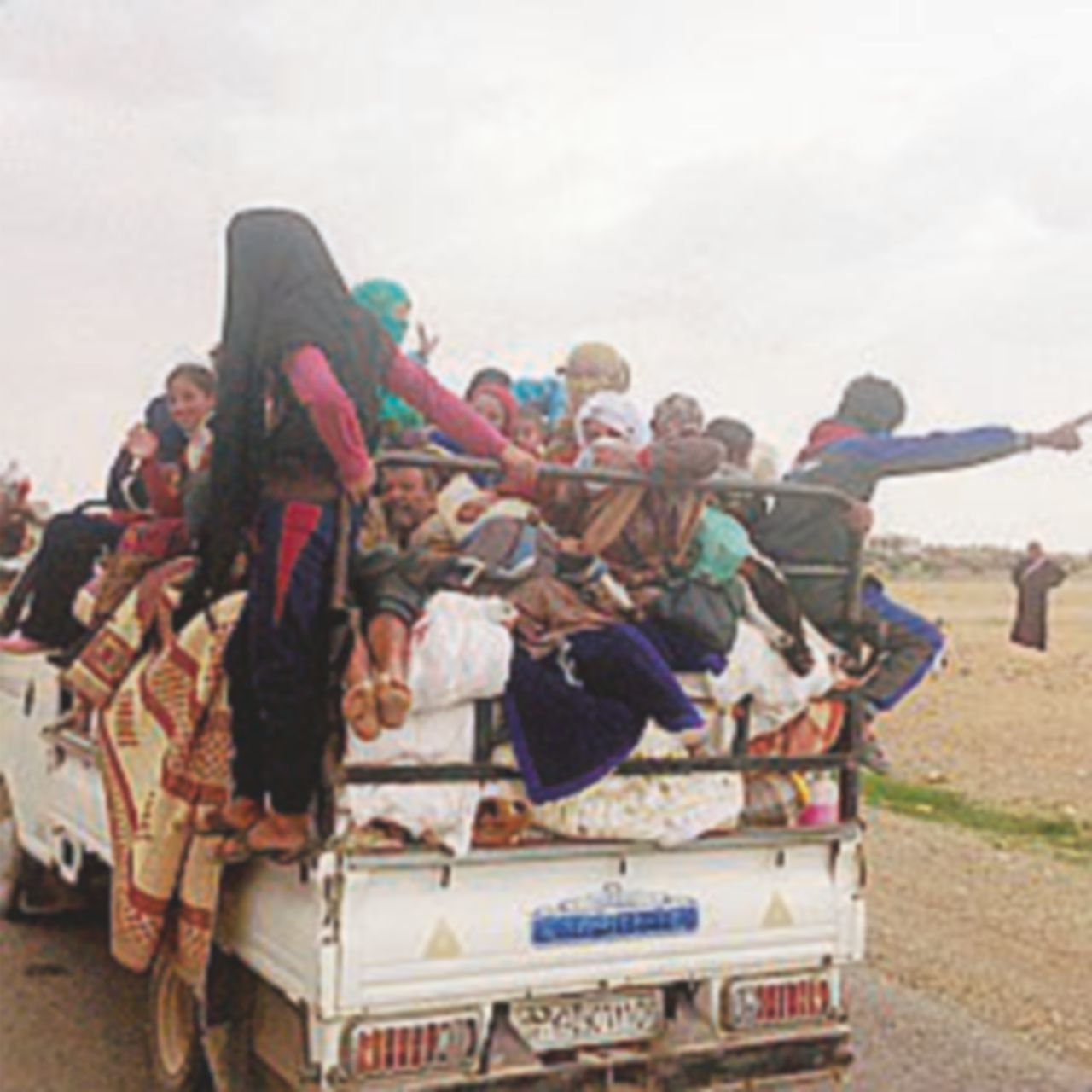 Prossima fermata Raqqa: intanto pioggia di razzi (e morti)