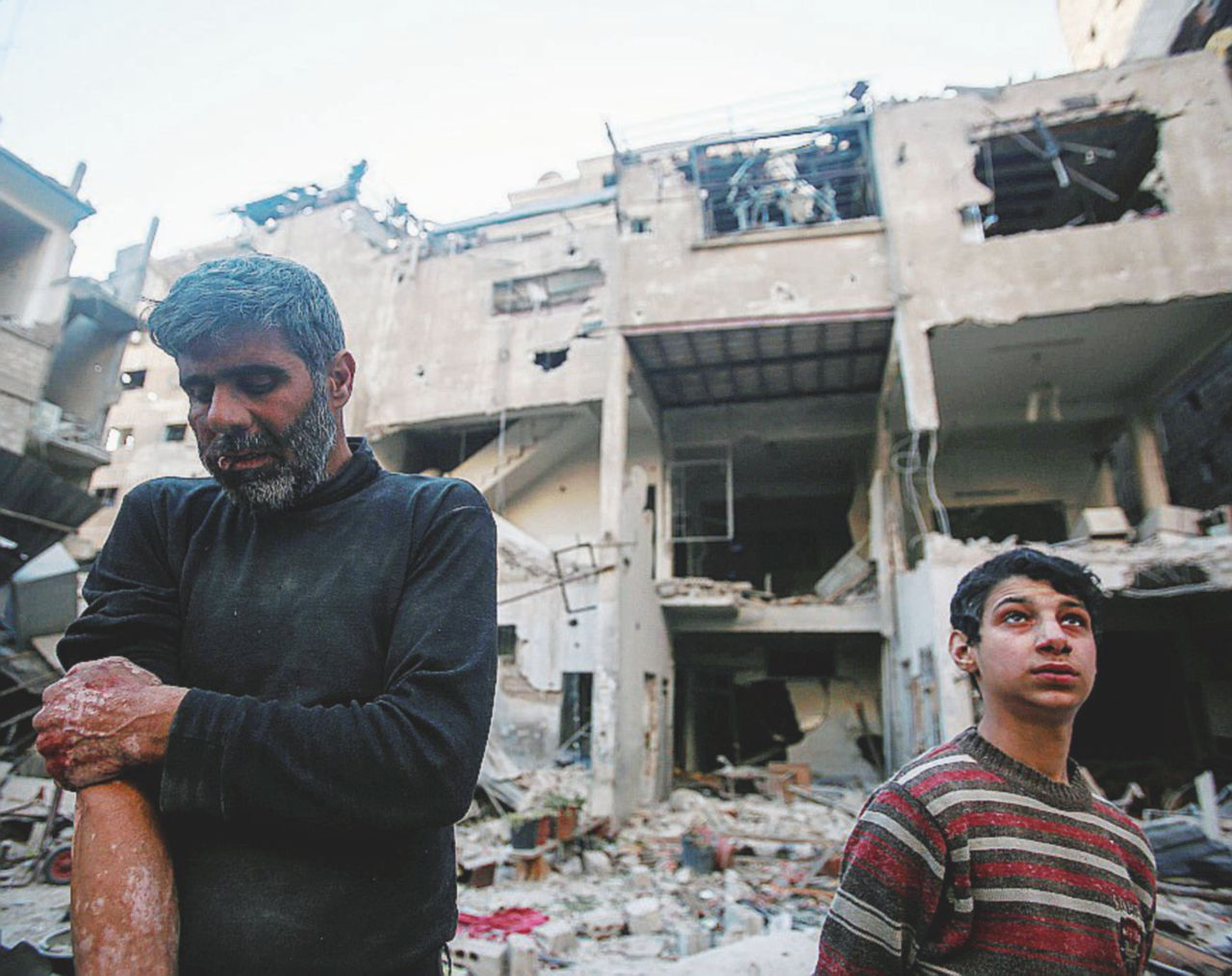 Ieri, oggi, domani. Le solite giornate di morte in Siria