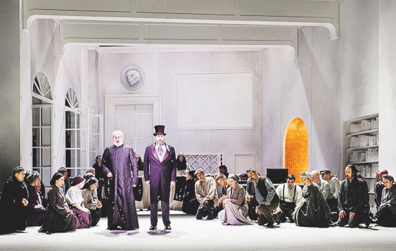 """""""Don Carlo"""": testamento politico di Verdi e fine dell'illusione d'amore"""