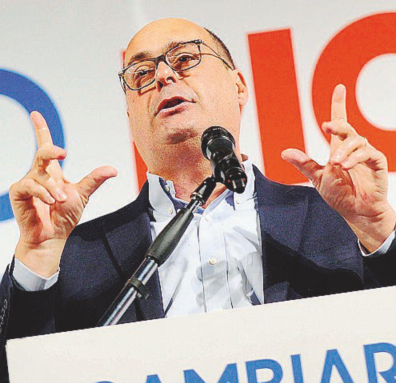 Assedio renziano, Zingaretti annuncia (un anno prima) la candidatura alla Regione