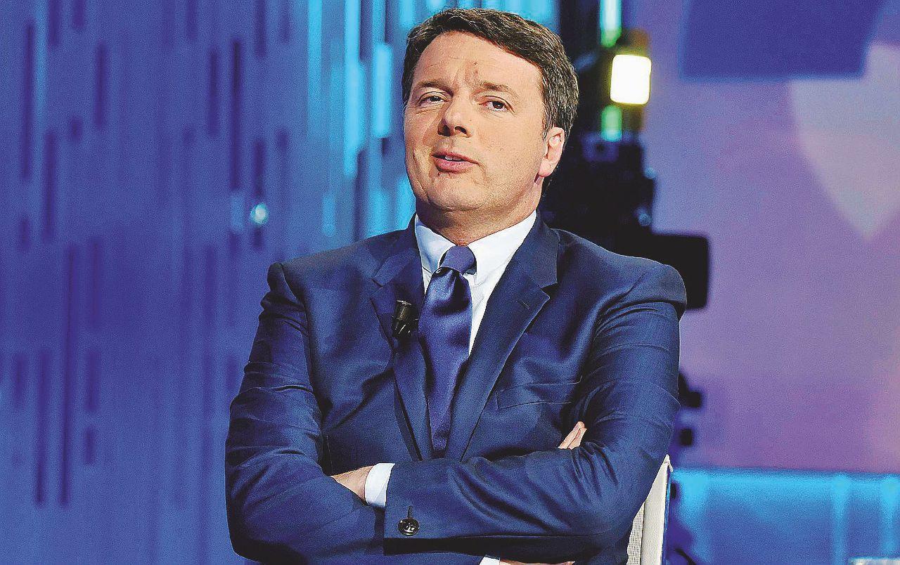 In Edicola sul Fatto Quotidiano del 13 aprile: Renzi mente in tv a colpi di insulti e minacce al Fatto