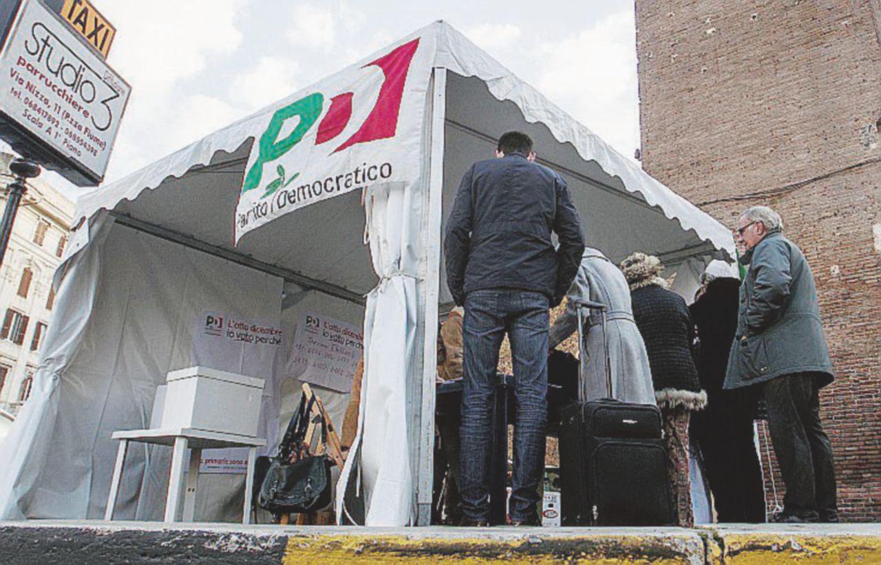 Pd, Emiliano escluso in Lombardia e Liguria