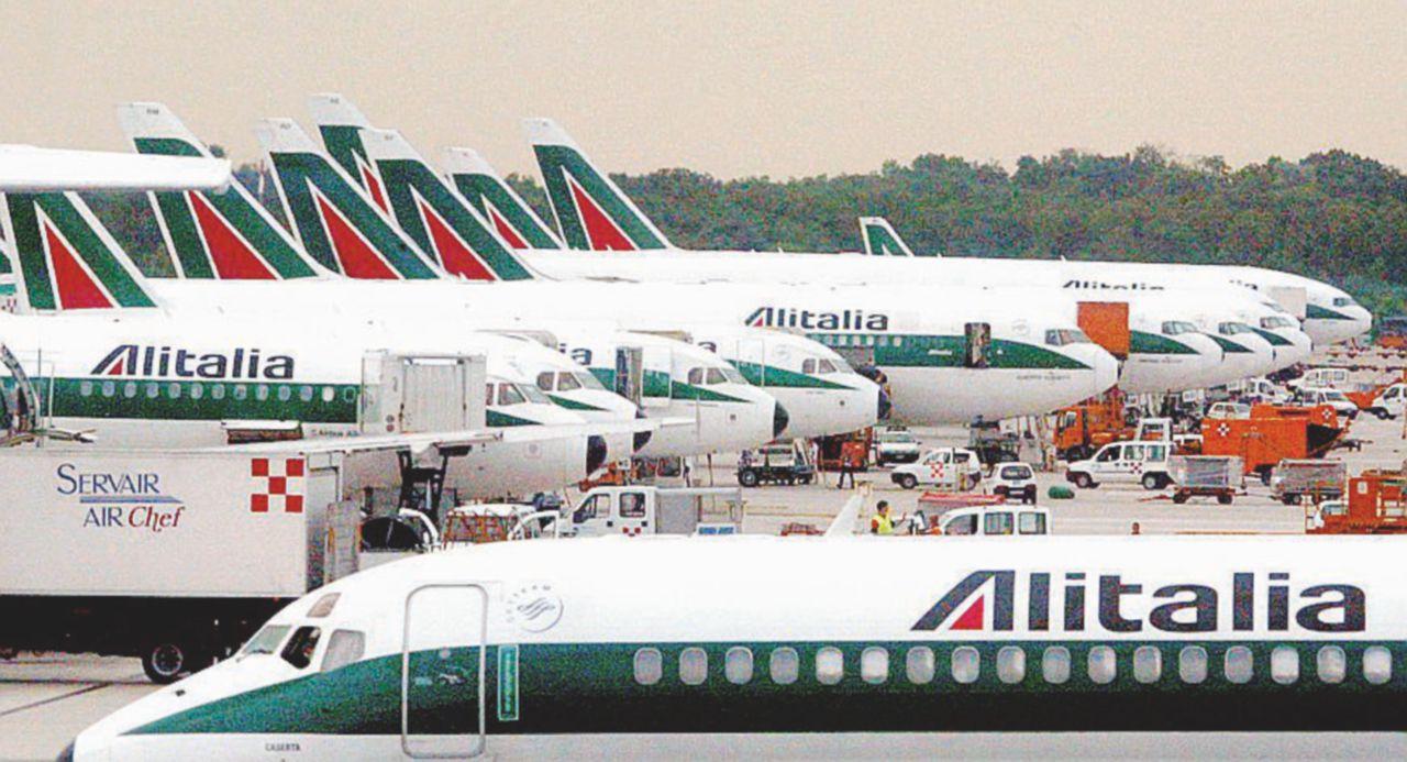 Alitalia, sconti pasquali sui licenziamenti