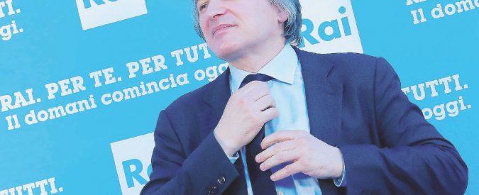 Rai, c'è l'ordine di Renzi: Campo Dall'Orto se ne andrà