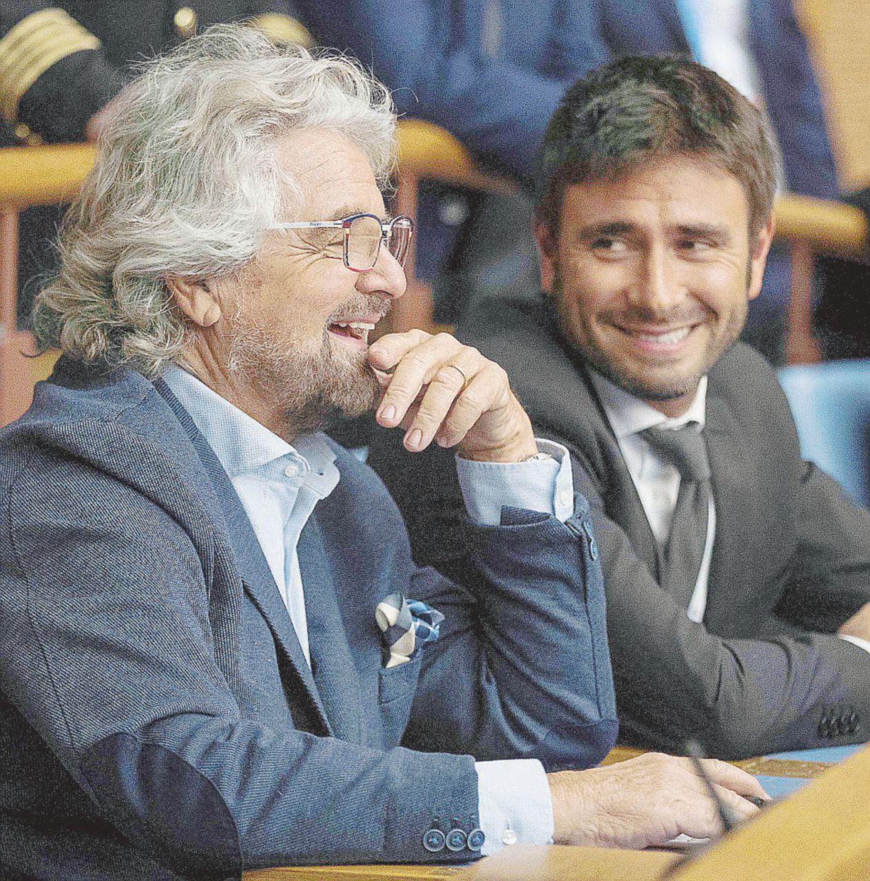 Grillo e Di Battista: tutti zitti sul pm che vuol archiviare