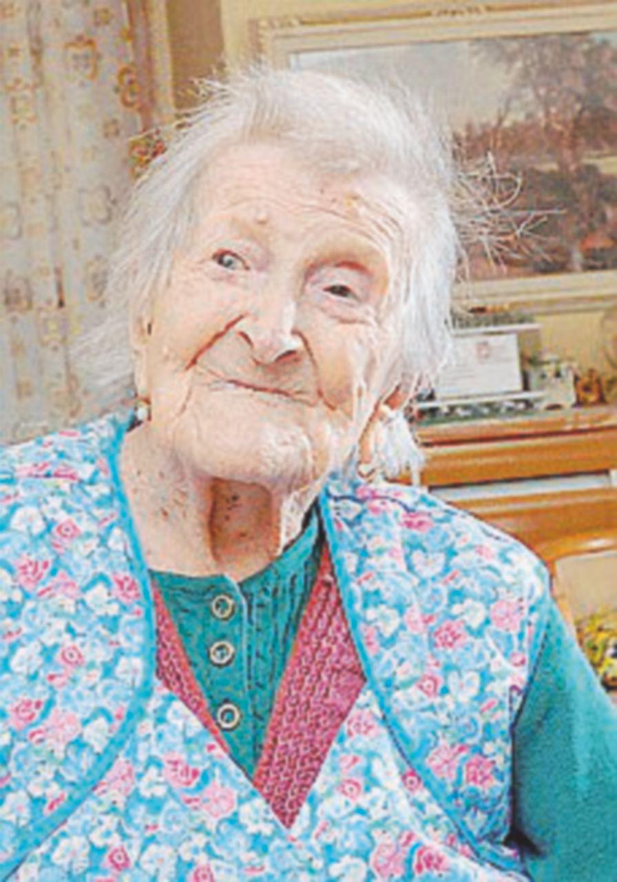 Addio Emma Morano, a 117 anni era la più anziana del mondo