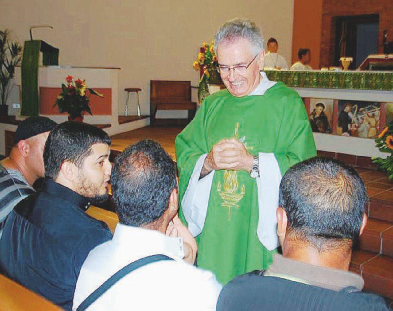 """""""In chiesa, oggi, canteremo in cinque lingue"""""""