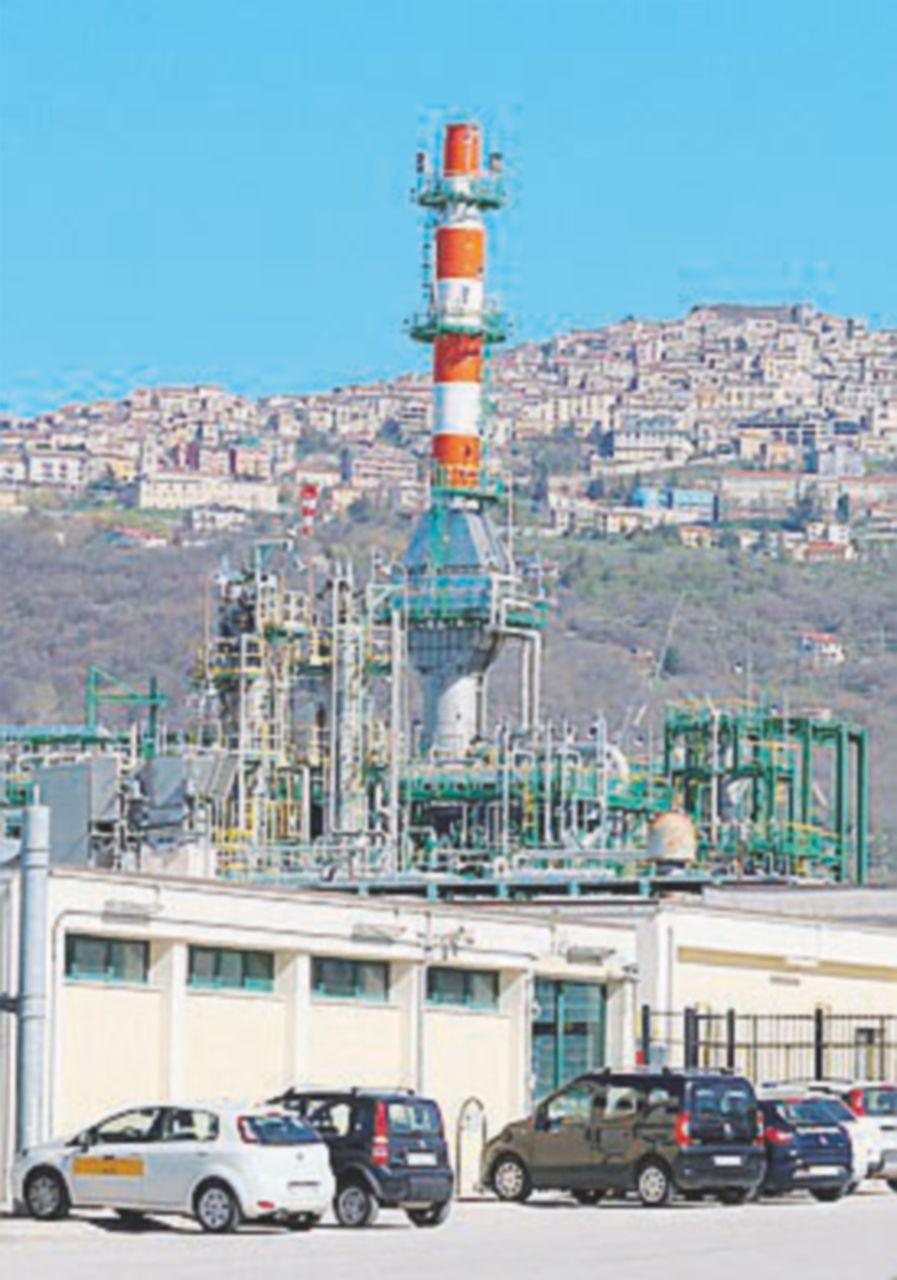 Eni, la Basilicata sospende l'attività del centro oli