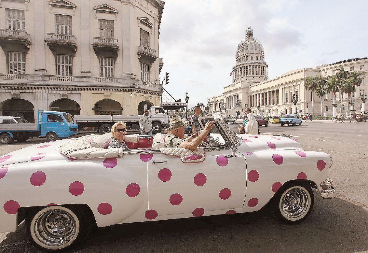 Cuba a stomaco vuoto, il turista si mangia tutto
