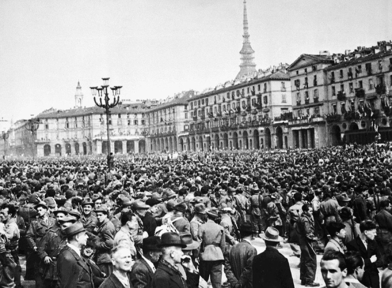 La memoria d'Italia sulle pietre di Torino
