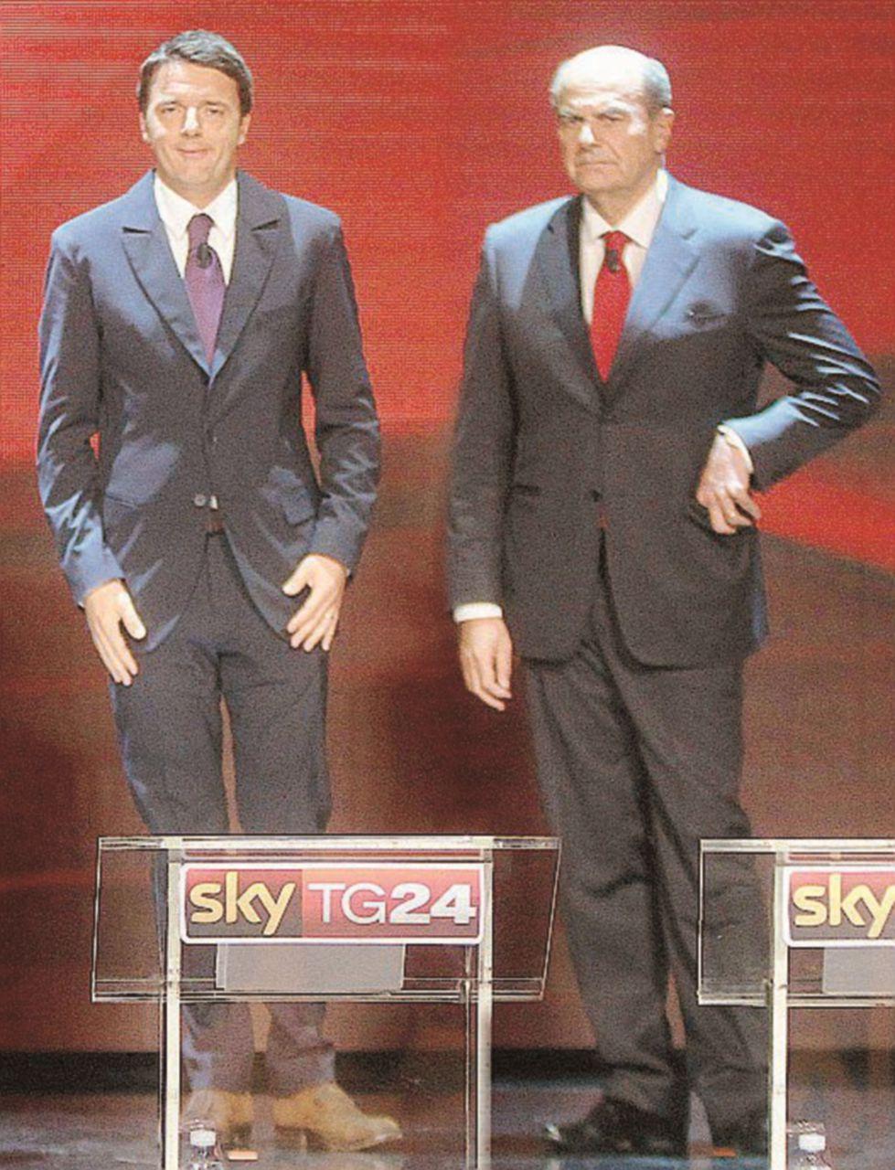 Renzi si nasconde: niente confronti tv e gazebo semivuoti