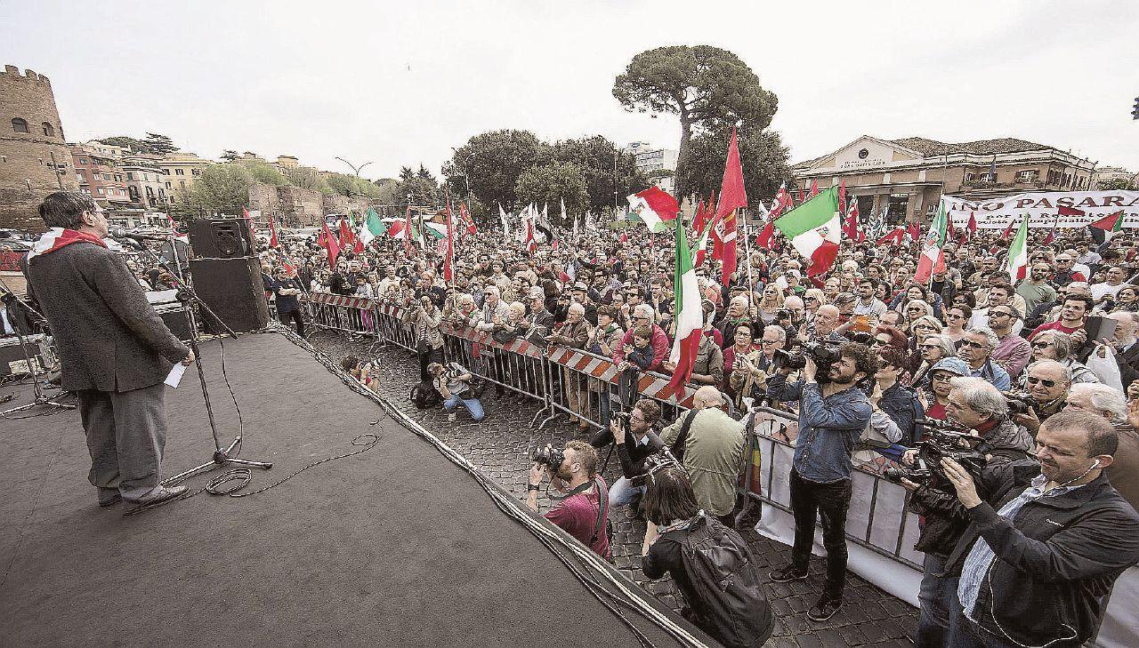 Orfini spacca tutto anche sul 25 aprile: mozione con Fd'I