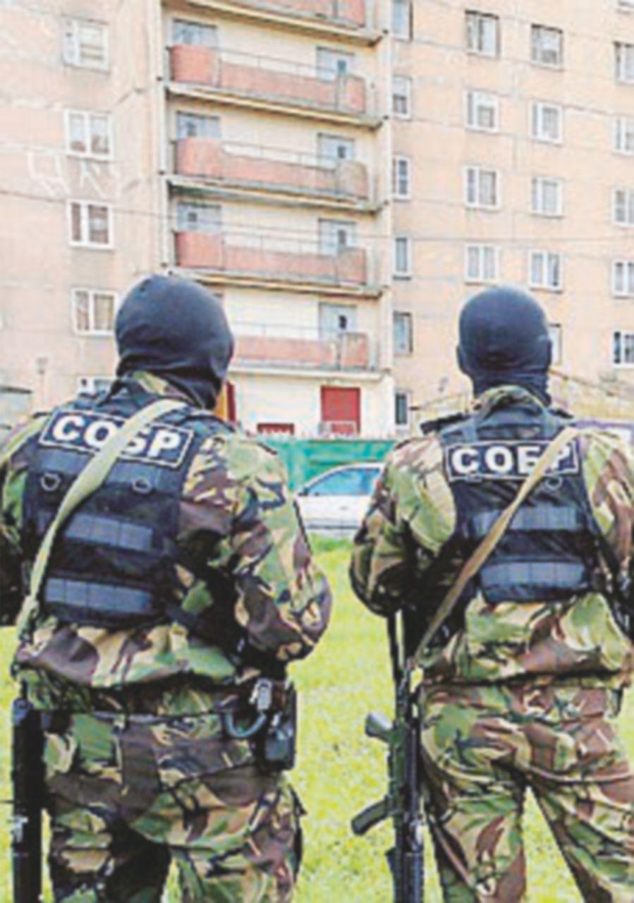 L'Isis rivendica tutto anche una sparatoria (2 morti) a Khabarovsk