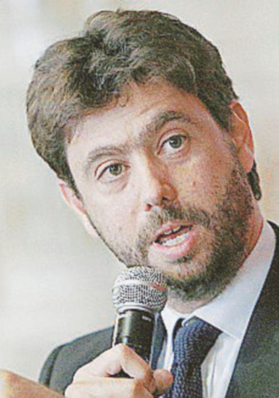 'Ndrangheta e Juve, Andrea Agnelli in aula il 15 maggio