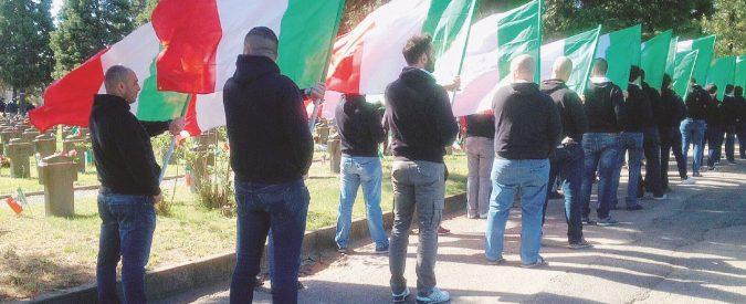 Milano, il 25 aprile nero dei nuovi fascisti: sdoganati dalla Lega Nord, vogliono riprendersi la città