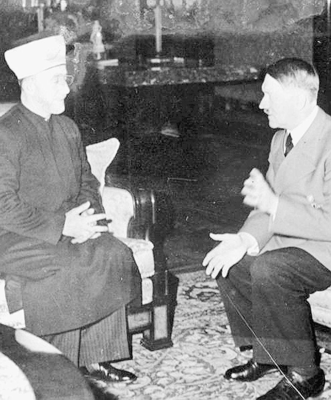 Il Gran Muftì che scelse il Führer contro gli ebrei