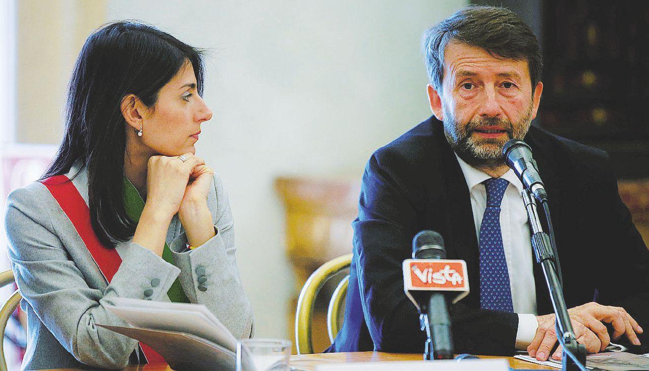 Fake news Franceschini: insulti e fuga con la cassa