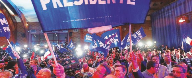 """Il derby """"populista"""": Mme anti-Europa e il nuovo volto chic"""
